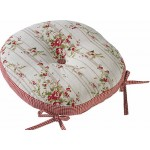 Rose Cottage Round seat pad