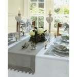 Savoy Silver Table Runner