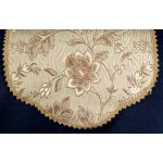 Floral Scallop Damask
