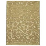 Sequin Gold Circles Runner
