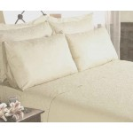 Signature Ivory Percale 400 Thread Count