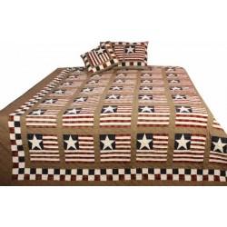 Stars and Stripes - Patriotic Plaids