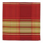 Tartan Taffeta check napkin set of four