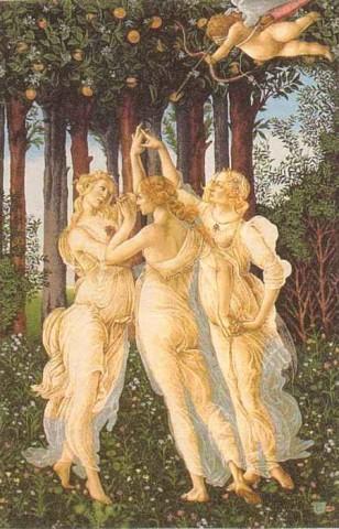 Spring - Botticelli