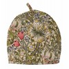 Golden Lily tea cosy for one