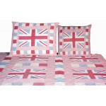 Union Jack  -  Pinks