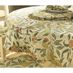 Fruits PVC tablecloth