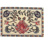 William Morris Artichoke Tapestry Cushion